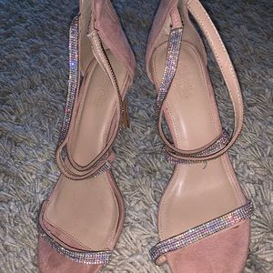 Sparky heels